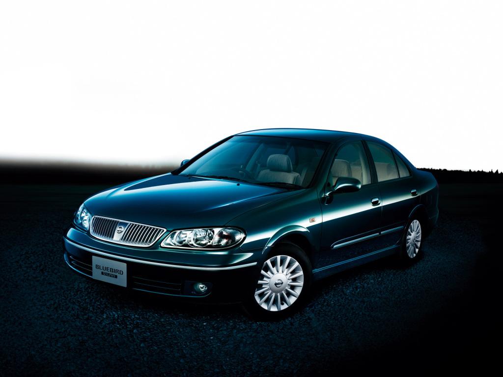 Nissan, Bluebird Sylphy (G10), Nissan Bluebird Sylphy (G10) '2003–05, AutoDir