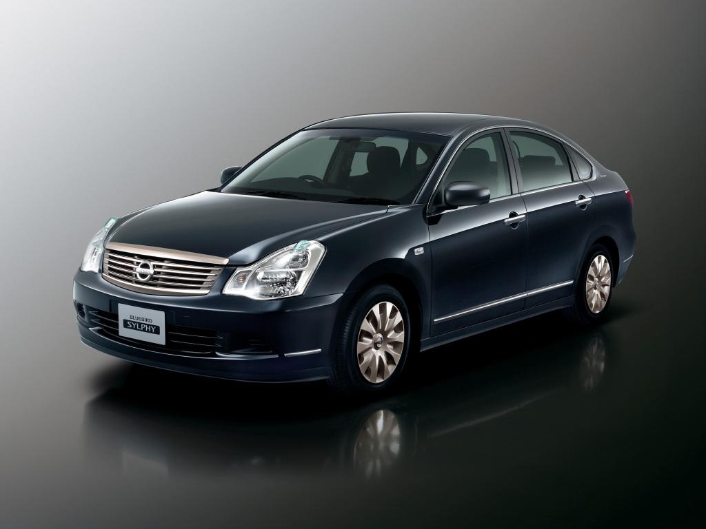 Nissan, Bluebird Sylphy (G11), Nissan Bluebird Sylphy (G11) '2005–12, AutoDir