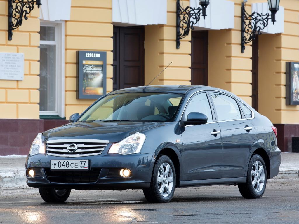 Nissan, Almera [CIS-spec] (G11), Nissan Almera [CIS-spec] (G11) '2012–18, AutoDir