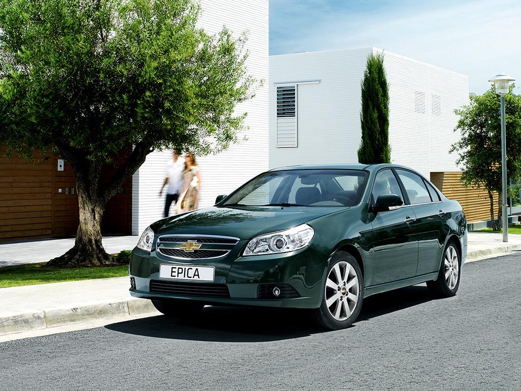 Chevrolet, Epica (V250), Chevrolet Epica (V250) '2008–12, AutoDir