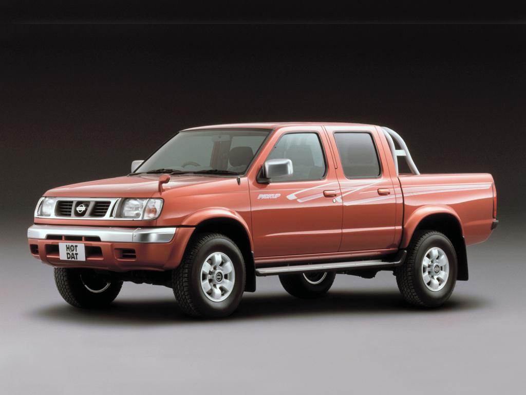 Nissan, Datsun Double Cab (D22), Nissan Datsun Double Cab (D22) '1997–2002, AutoDir