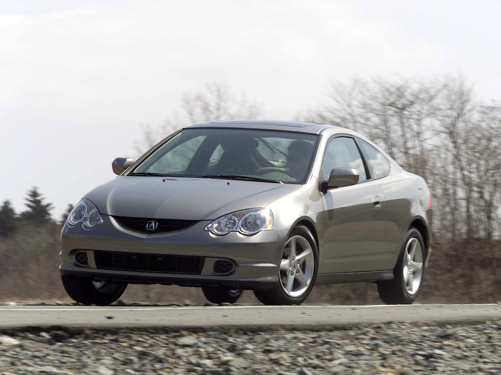 Acura, RSX, 2003–04 Acura RSX '2002–04, AutoDir