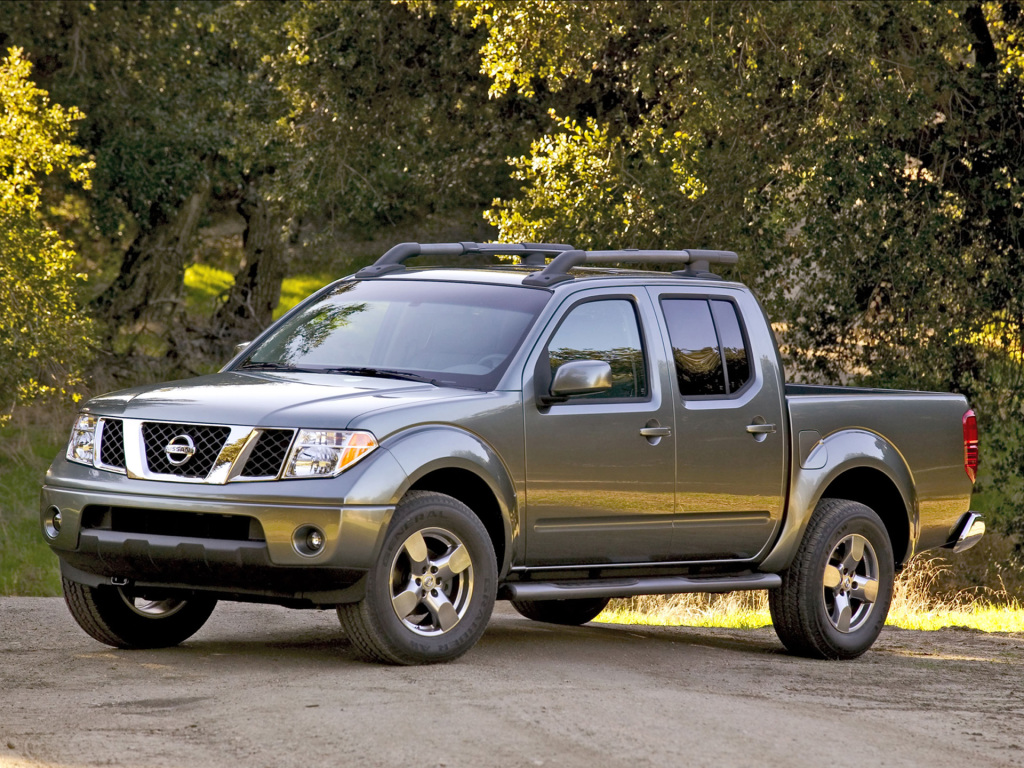 Nissan, Frontier Crew Cab [North America] (D40), 2005–08 Nissan Frontier Crew Cab [North America] (D40) '2004–08, AutoDir