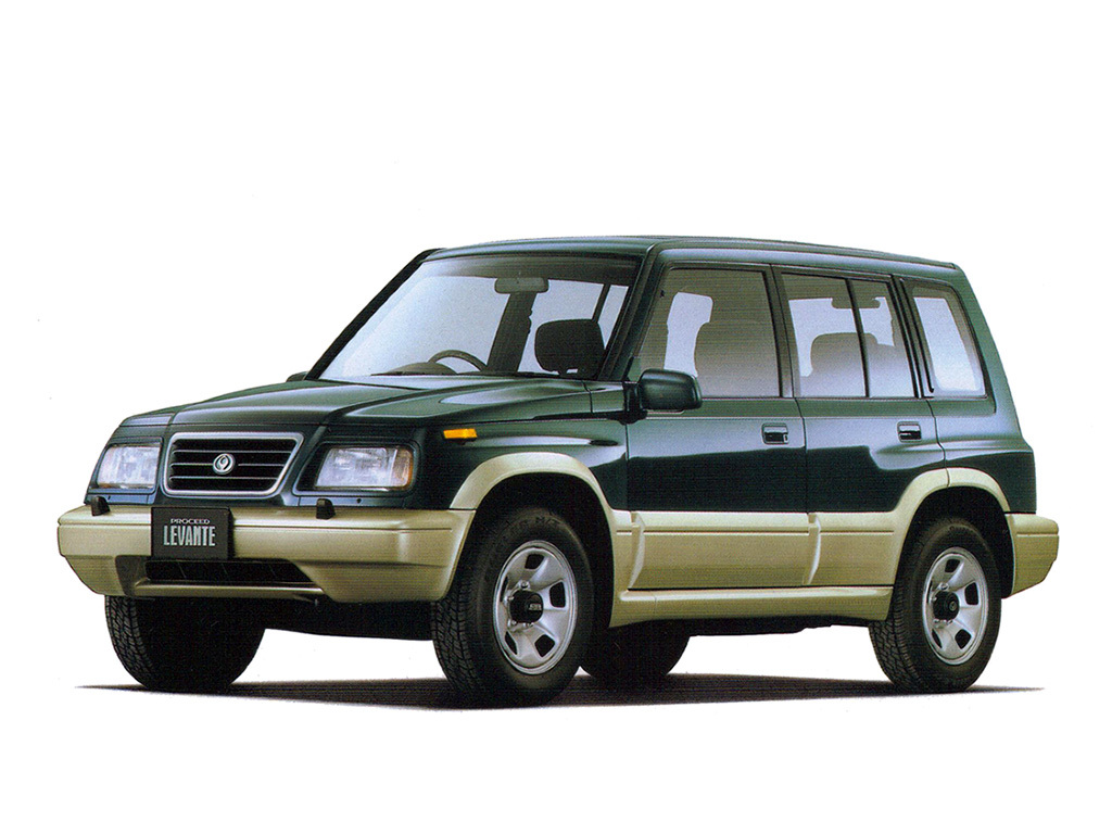 Mazda, Proceed Levante 4-door, Mazda Proceed Levante 4-door '1995–97, AutoDir