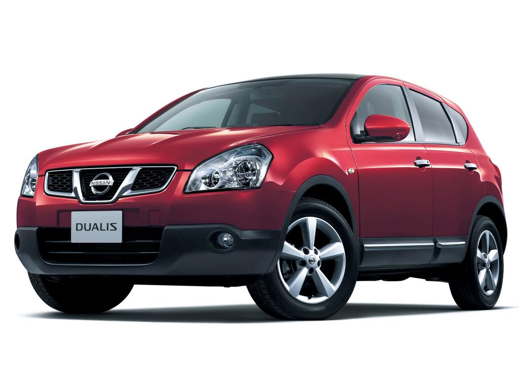 Nissan, Dualis (J10), Nissan Dualis (J10) '2010–14, AutoDir