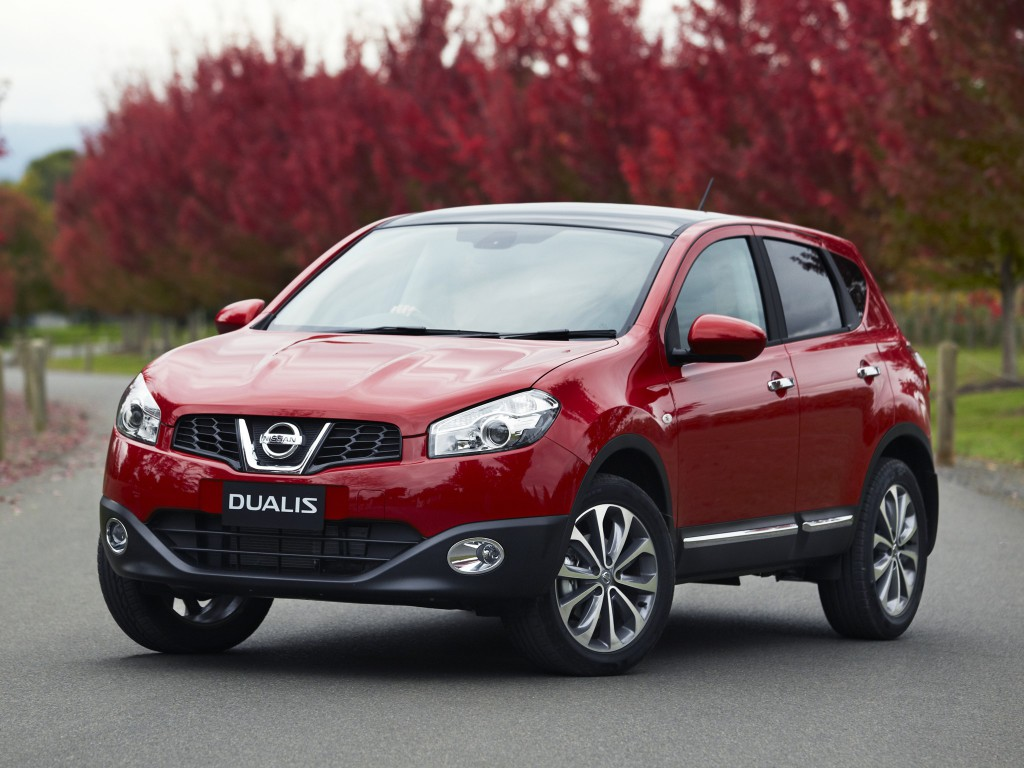 Nissan, Dualis Ti [AU-spec], Nissan Dualis Ti [AU-spec] '2010–14, AutoDir