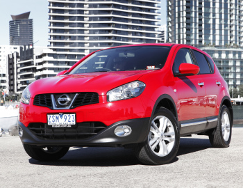 Nissan, Dualis TS [AU-spec], Nissan Dualis TS [AU-spec] '2010–14, AutoDir