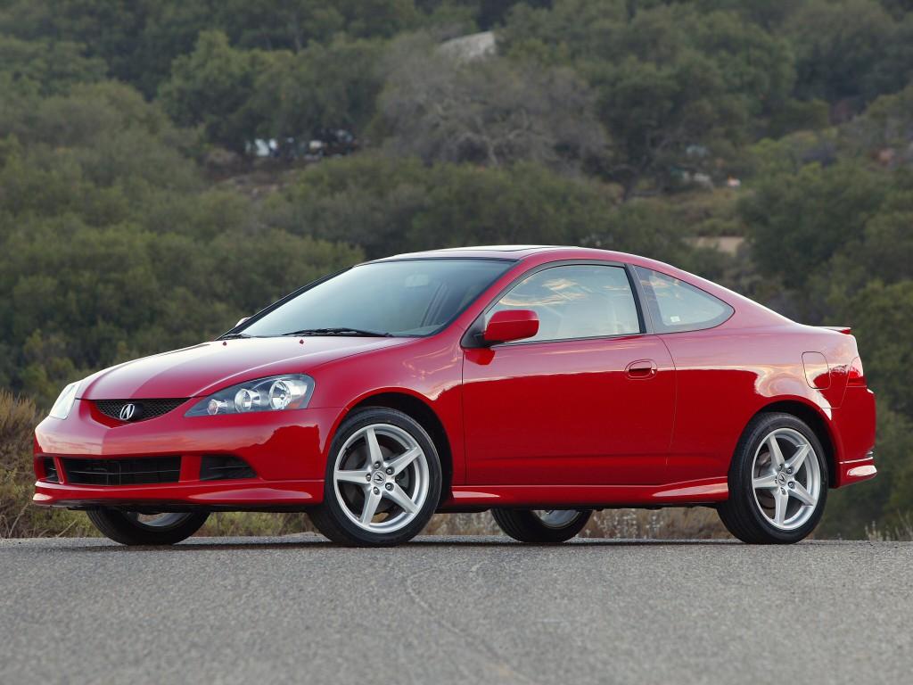 Acura, RSX Type-S, 2006 Acura RSX Type-S '2005–06, AutoDir