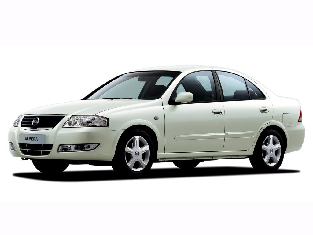 Nissan, Almera Classic (B10/N17), Nissan Almera Classic (B10/N17) '2006–12, AutoDir