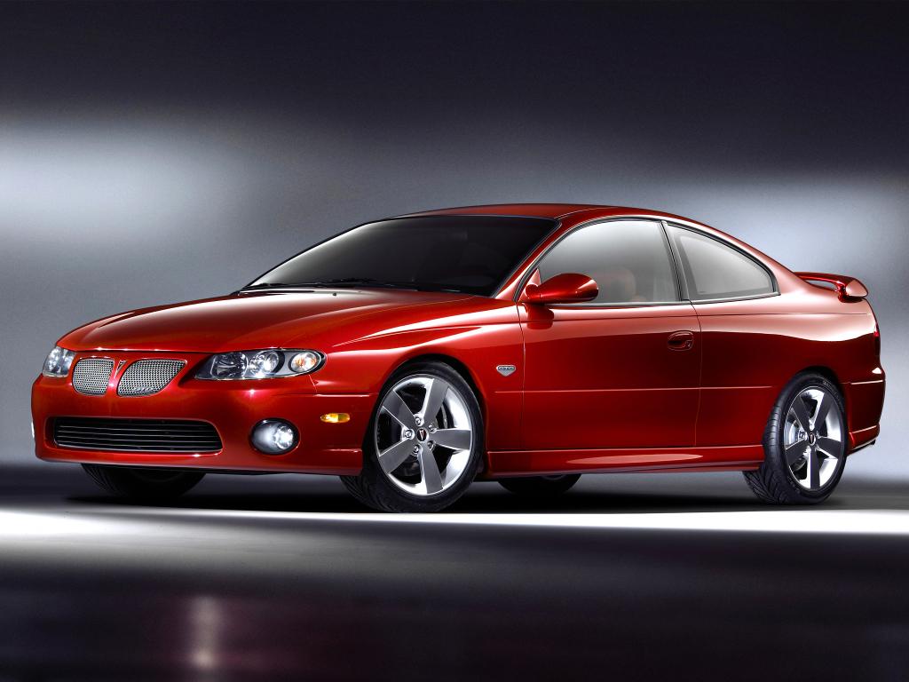 Pontiac, GTO, 2004–05 Pontiac GTO '2003–05, AutoDir