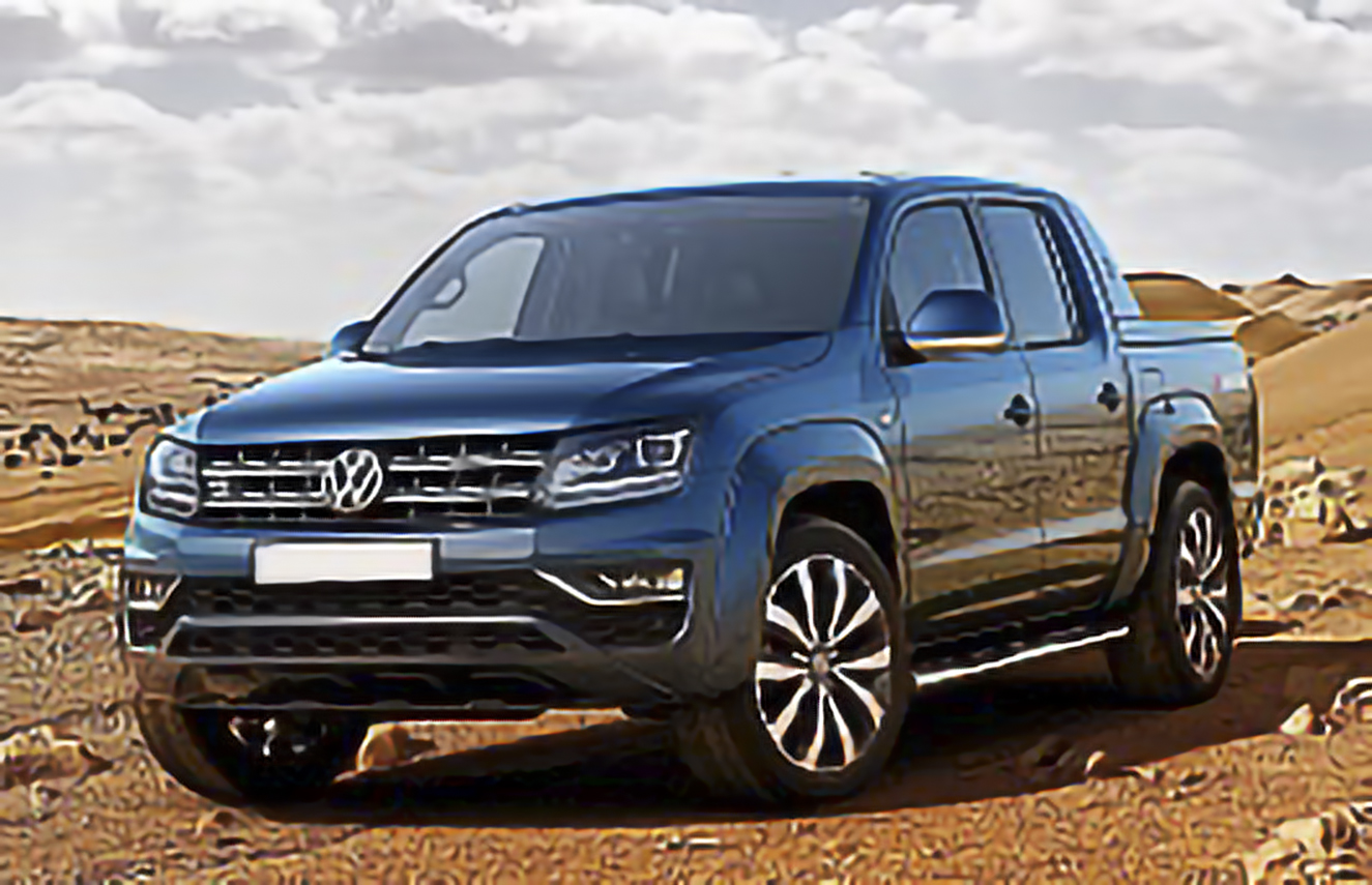 Volkswagen, Amarok, Facelift [2016 .. 2020] Pickup Double Cab, AutoDir