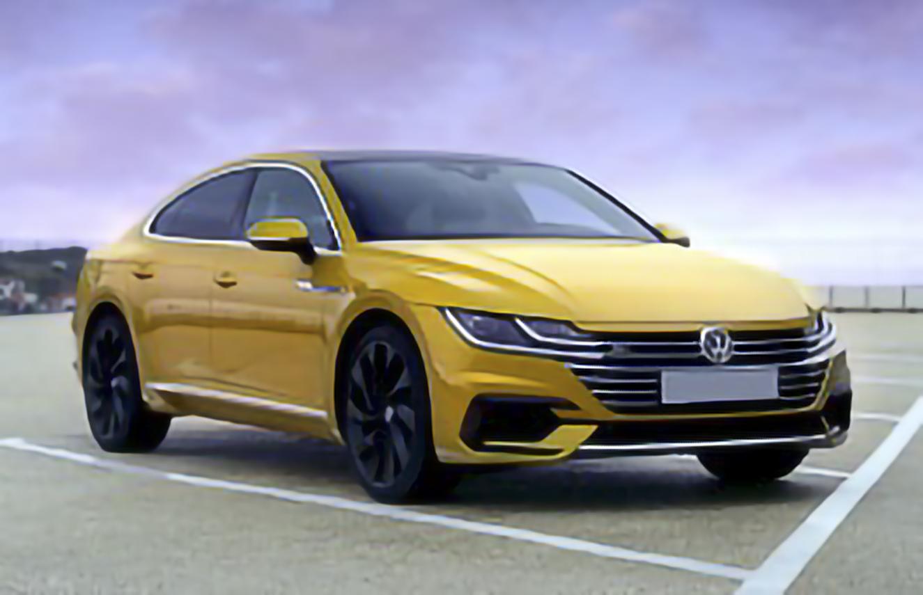 Volkswagen, Arteon, 2017 .. 2020 Liftback, 5d, AutoDir