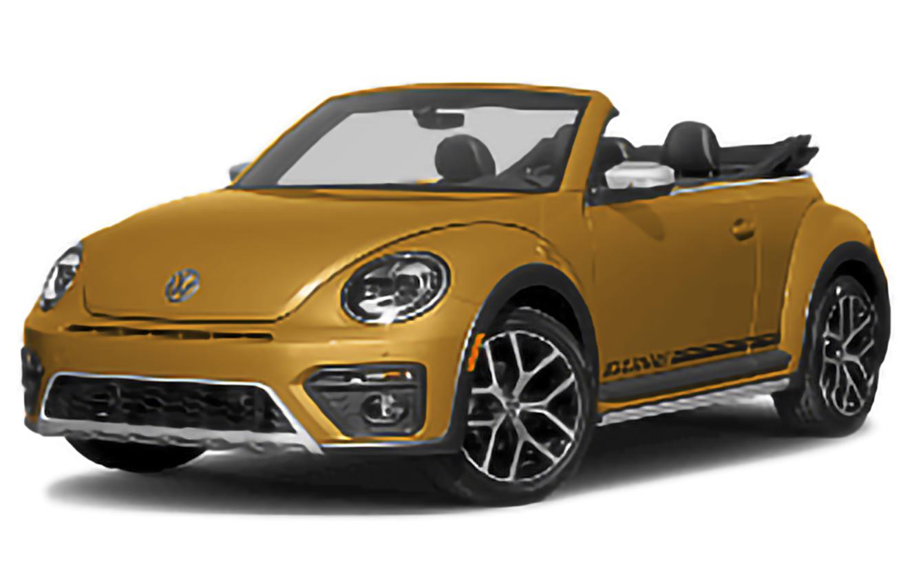 Volkswagen, Beetle, A5 Facelift [2016 .. 2019] [EUDM] Convertible, 2d (5C7), AutoDir