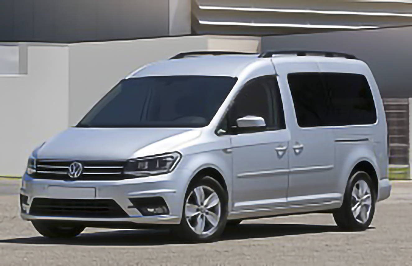 Volkswagen, Caddy, Typ2K Facelift [2015 .. 2020] MPV, AutoDir