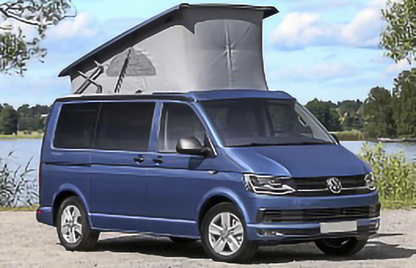 Volkswagen, California, T6 [2015 .. 2020] MPV, AutoDir