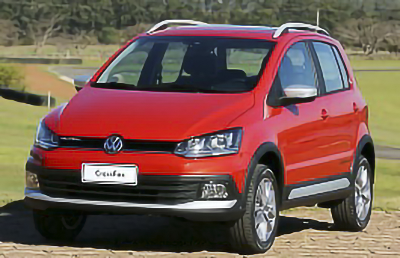 Volkswagen, CrossFox, II Facelift [2015 .. 2020] Hatchback, 5d, AutoDir