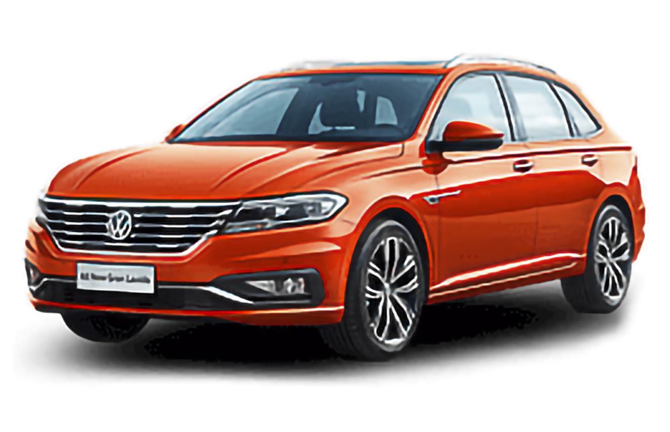 Volkswagen, Gran Lavida, II [2018 .. 2019] [CHDM] Estate, 5d, AutoDir