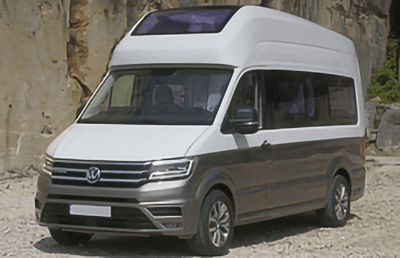 Volkswagen, Grand California, 2018 .. 2020 Van, AutoDir