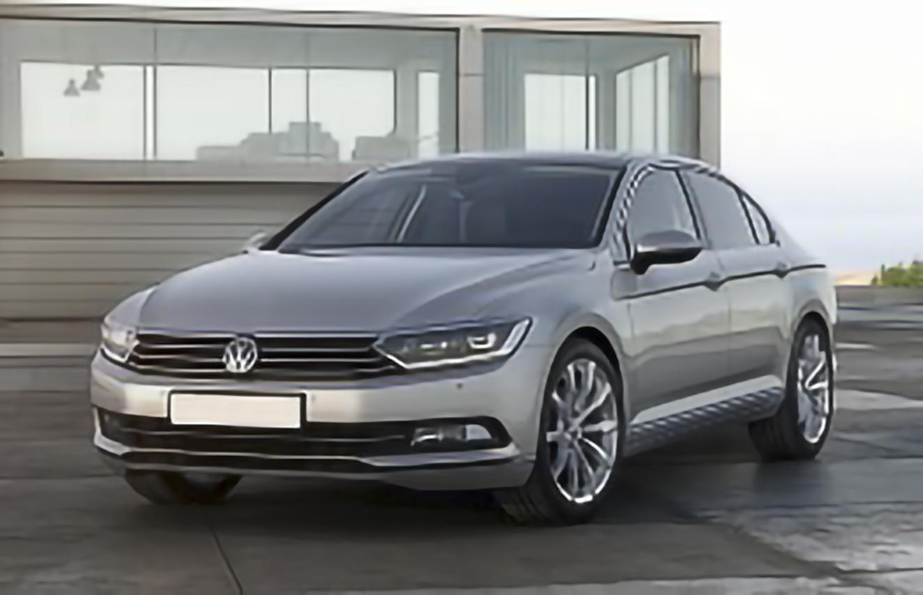 Volkswagen, Passat, B8 [2014 .. 2020] Saloon, AutoDir