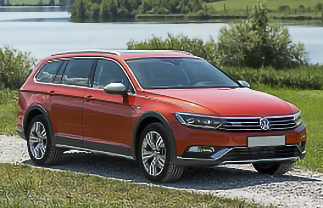 Volkswagen, Passat Alltrack, B8 [2016 .. 2020] Estate, 5d, AutoDir
