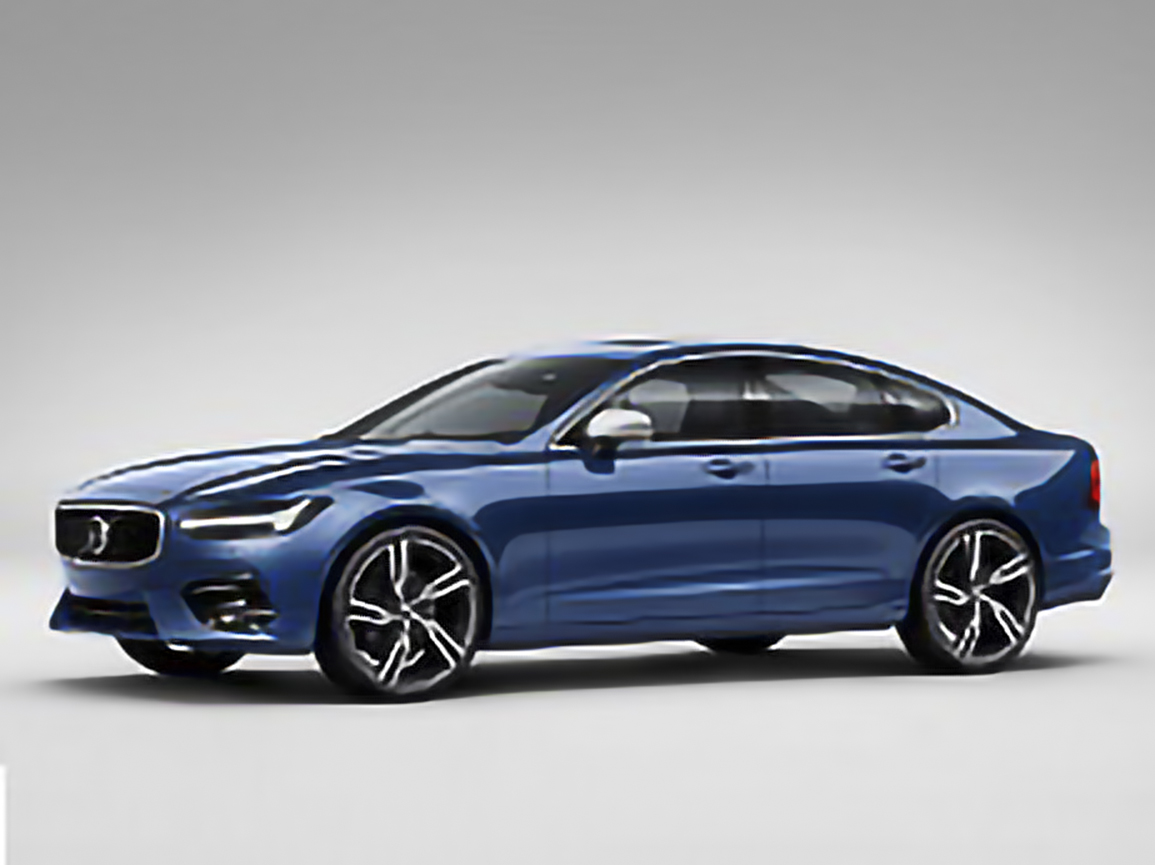 Volvo, S90, SPA [2016 .. 2020] [EUDM] Saloon, AutoDir