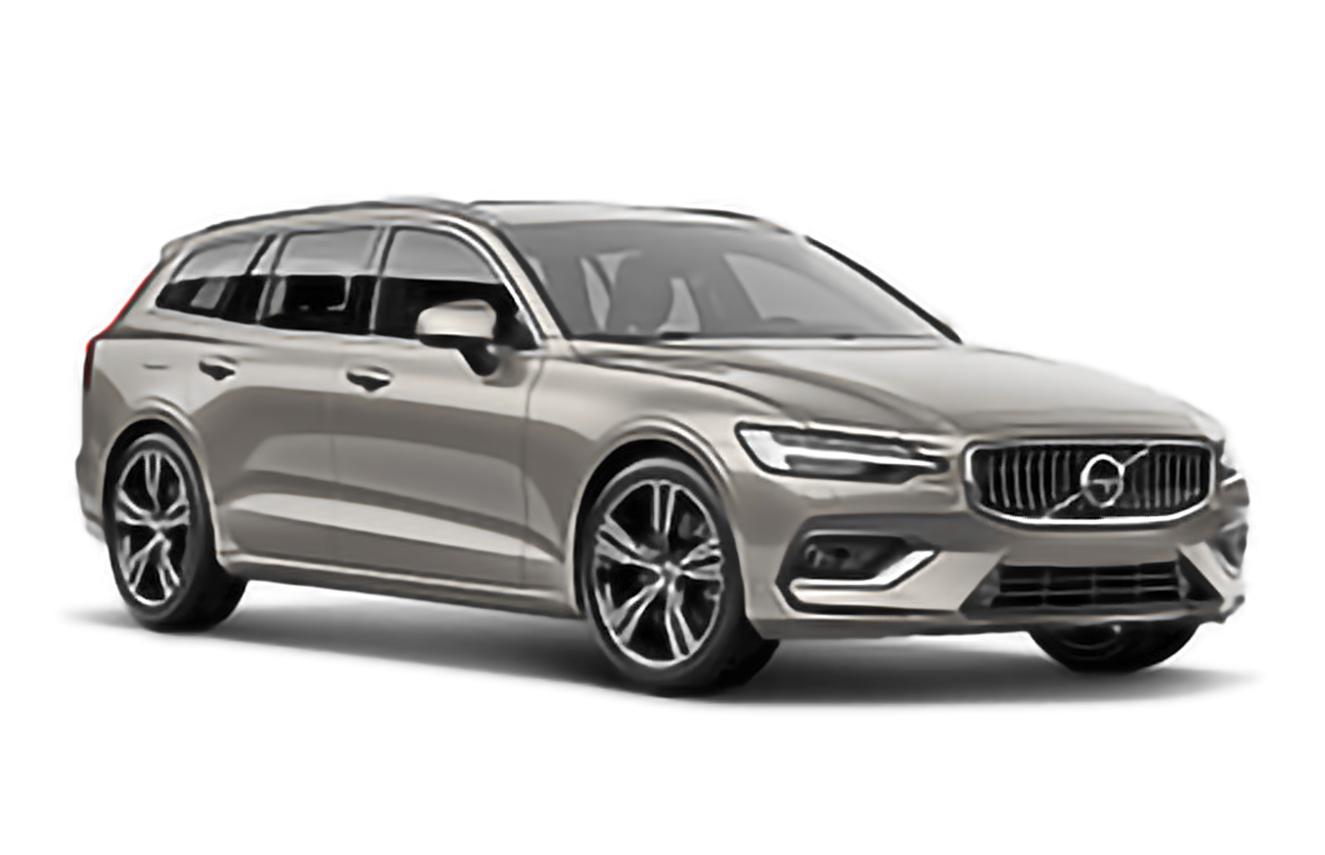 Volvo, V60, II [2018 .. 2020] Estate, 5d, AutoDir
