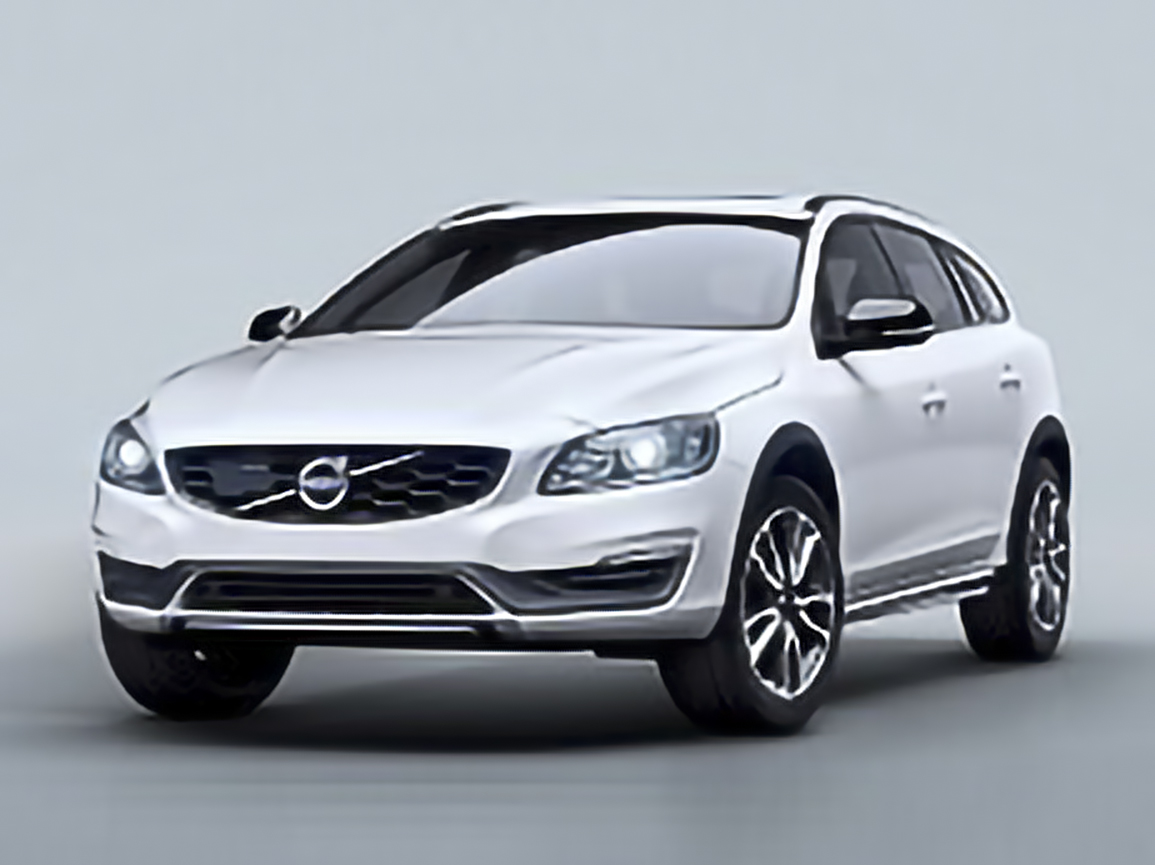 Volvo, V60 Cross Country, P3 [2015 .. 2018] [EUDM] Estate, 5d, AutoDir