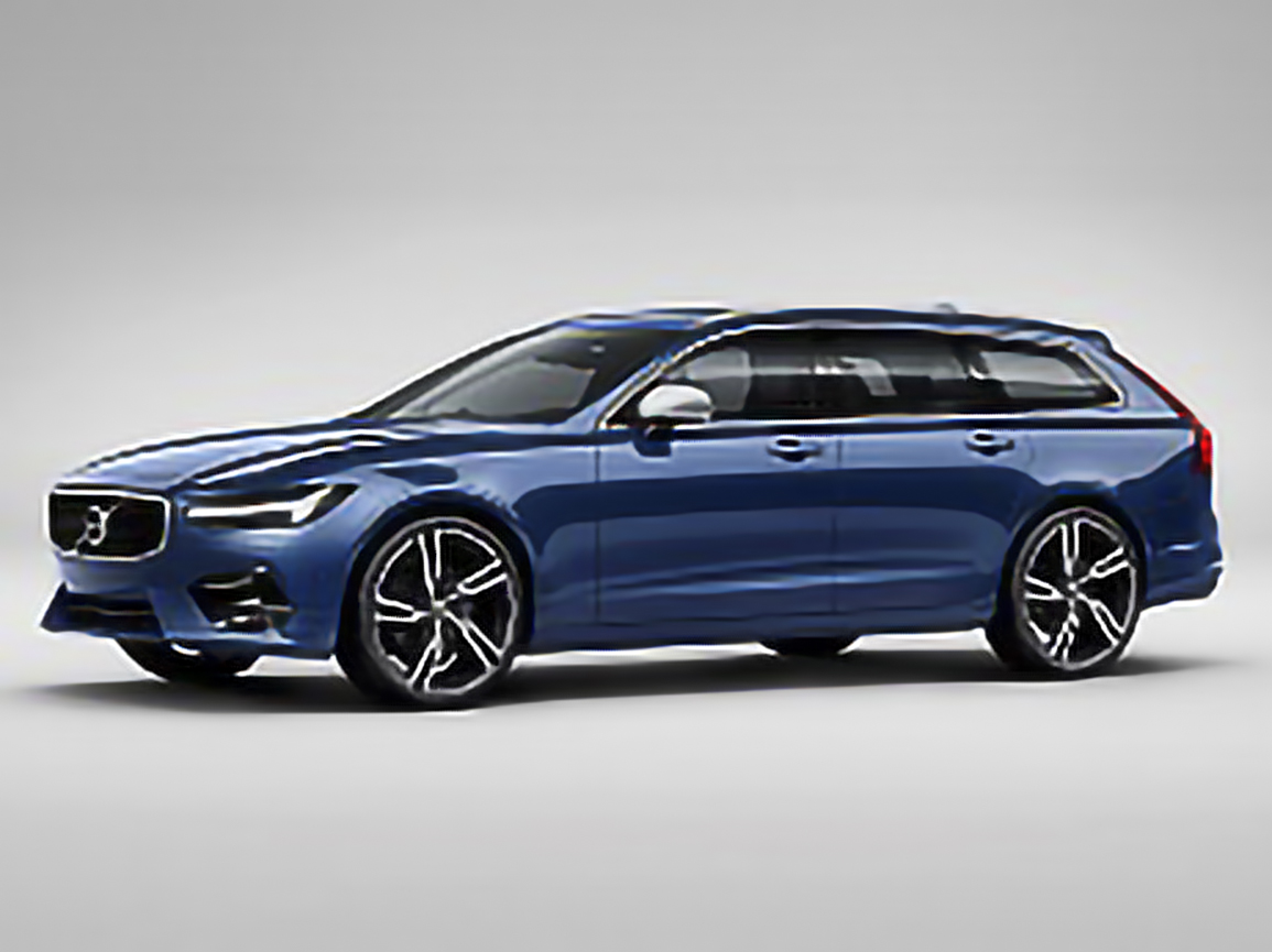 Volvo, V90, SPA [2016 .. 2020] [EUDM] Estate, AutoDir